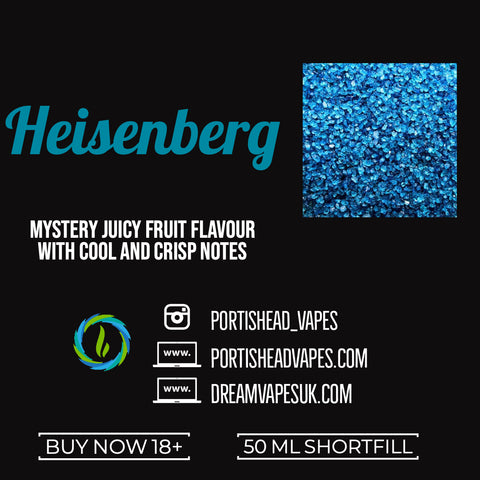 Heisenberg by Dream Vapes