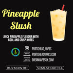 Pineapple slush By Dream Vapes