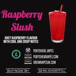 Raspberry Slush By Dream Vapes