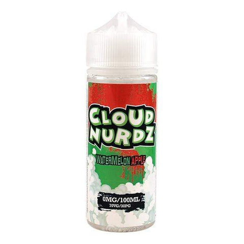 Watermelon Apple By Cloud Nurdz 100ml Shortfill