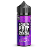 Grape By Moreish Puff Chilled 100ml Shortfill