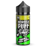 Lemon and Sour Apple By Moreish Puff Candy Drops 100ml Shortfill