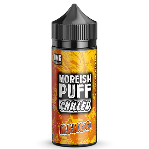 Mango By Moreish Puff Chilled 100ml Shortfill