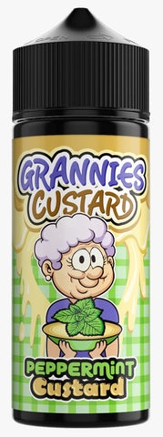 Peppermint Custard By Grannies Custard