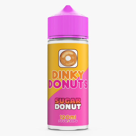 Sugar Donut By Dinky Donuts