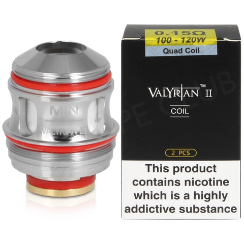 Valyrian 2 Coil 2 Pack By Uwell