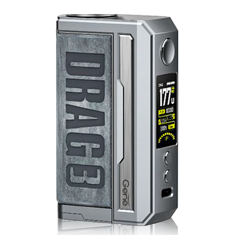Drag 3 Mod By Voopoo (Smokey Grey)