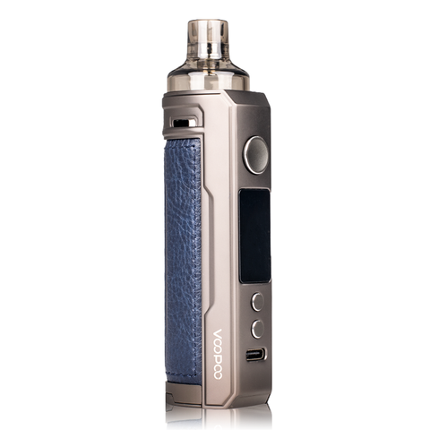 Copy of Drag X Mod Pod Kit By Voopoo (Galaxy Blue)