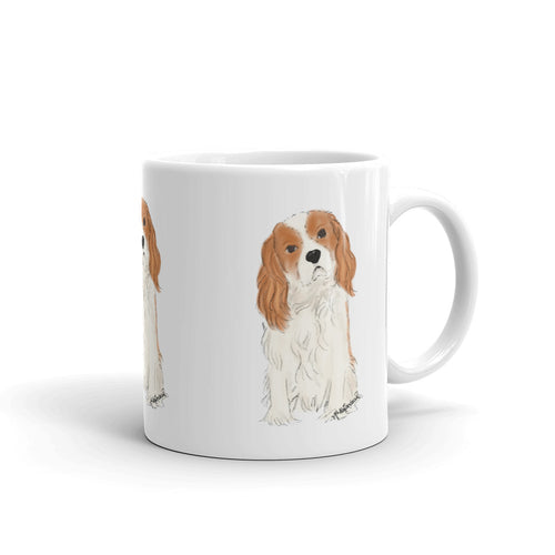 Cavalier King Charles Spaniel Dog Lover mug