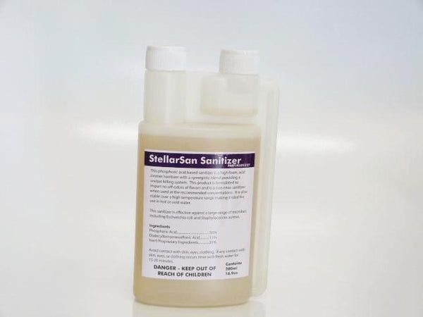STELLARSAN SANITISER 500ML