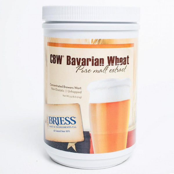 Briess Bavarian Wheat Extract 1.5kg