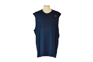 NIKE 3XL Legend Sleeveless Tech Tee PLAIN