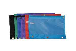 2 Pocket Pencil Pouch