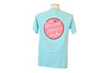Load image into Gallery viewer, Summit Mint Tee with Coral