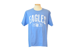 Champion Distressed EAGLES Tee