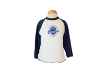 Load image into Gallery viewer, College Kids Toddler Baseball Tee