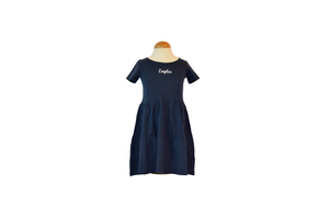 Garb Toddler and Youth Tiered Dress