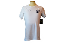 Load image into Gallery viewer, Nike Pro White HyperCool Fitted Tee