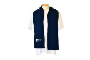ESD Embroidered Scarf