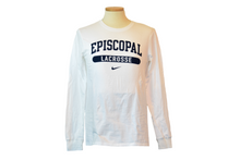 Load image into Gallery viewer, Nike Episcopal Lacrosse Long Sleeve Tee