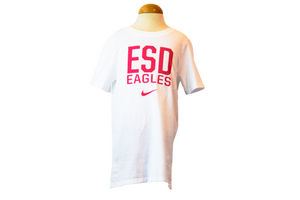 Nike Preschool Core Tee ESD EAGLES