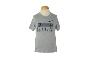 Nike Toddler Legend Tee with Eagles Drop Shadow