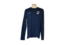 Load image into Gallery viewer, Nike Sideline UV Coach Long Sleeve Tee