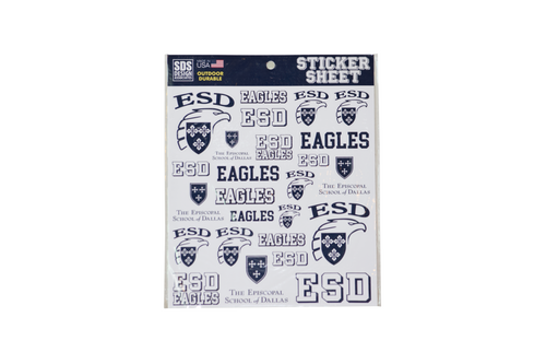 ESD Sticker Sheet