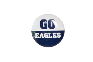 GO EAGLES Button