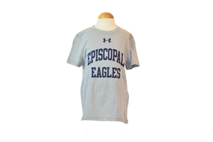 Under Armour Youth Performance Tee EPISCOPAL EAGLES