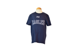 Under Armour Youth EAGLES Outline Performance Tee