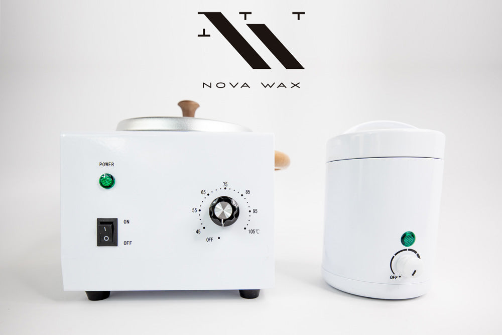 Getting to know your new NOVA Professional Wax Warmers