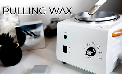 How to Properly Pull Nova Hard Wax from A Nova Wax Warmer.