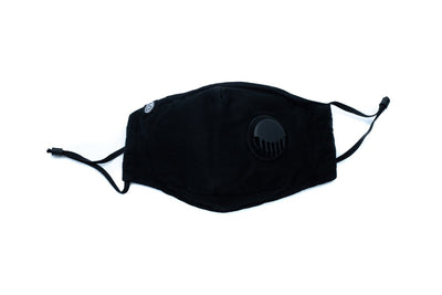 Esthie Shield Protective Face Mask (PM2.5 Filter) Black Mask