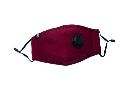 Esthie Shield Protective Face Mask (PM2.5 Filter) Red Mask