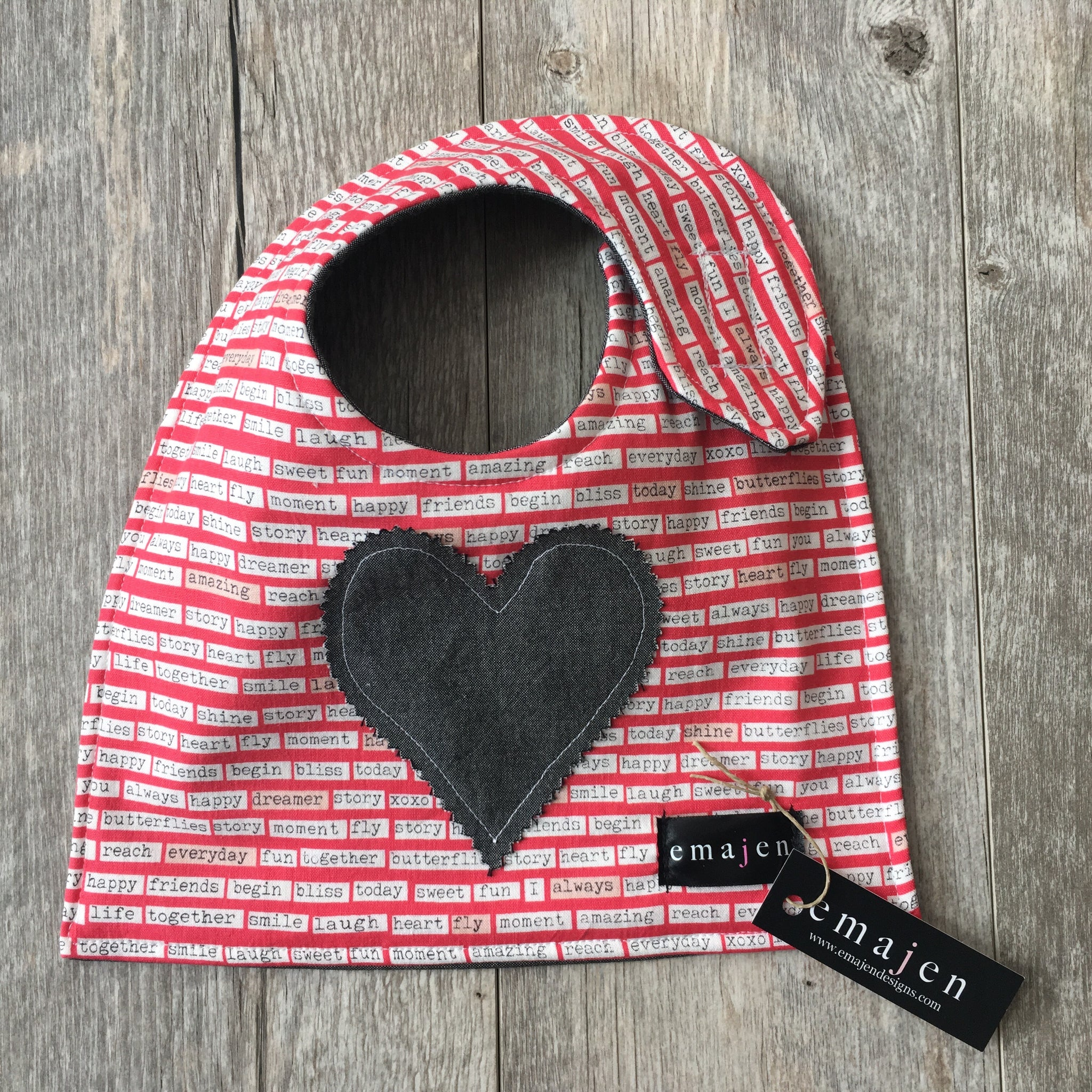 Add Personalization to Baby's Best Bib