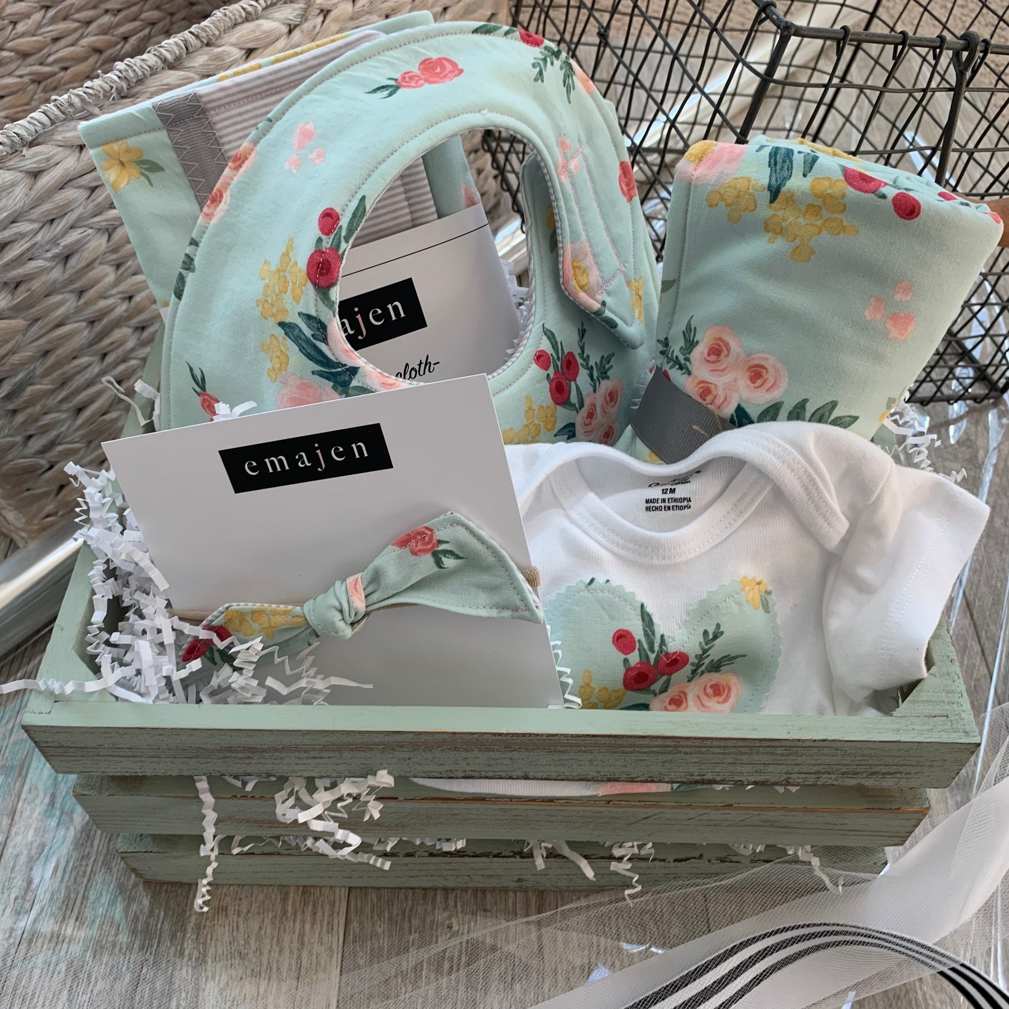 Gift Baskets - Baby