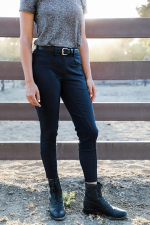 Signature Breeches - Midnight