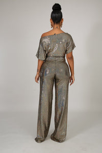 Shine On Jumpsuits