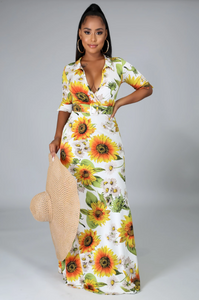 Daisy Up Maxi