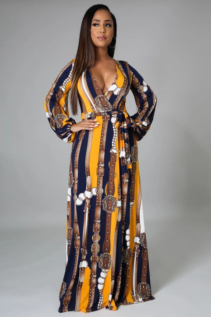 Boundless Maxi Gold