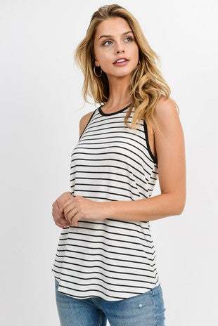 Daily Stripes Tank