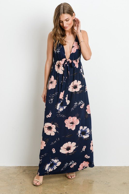 Stand Out Floral Dress