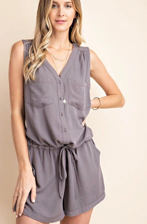 Laundry Day Romper