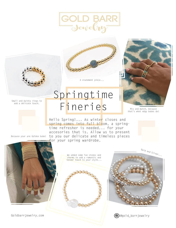 SPRING TIME FINERIES