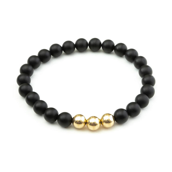 YOUSEF YELLOW GOLD BRACELET