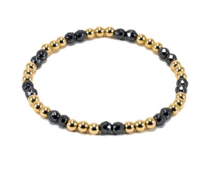 ALENA YELLOW GOLD BRACELET