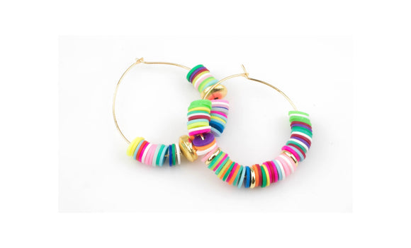 FIESTA HEISHI 40MM HOOPS