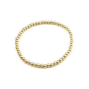JEN YELLOW GOLD ANKLET