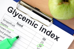 High Glycemic Index Levels